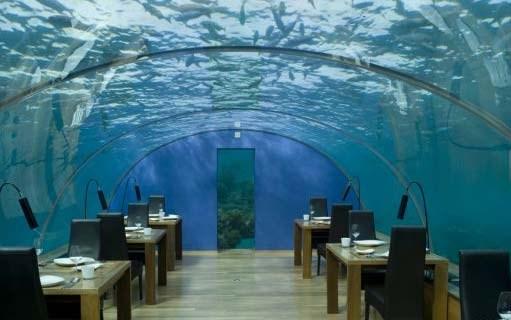 The Underwater Hotel Restaurant