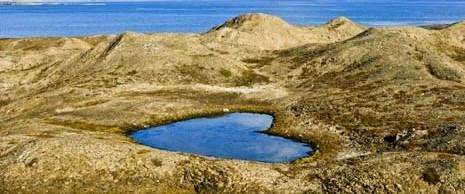 Dünyanın en romantik gölü