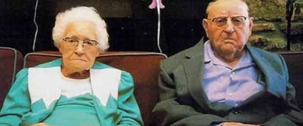 Dünyanın en yaşlı boşanan çifti