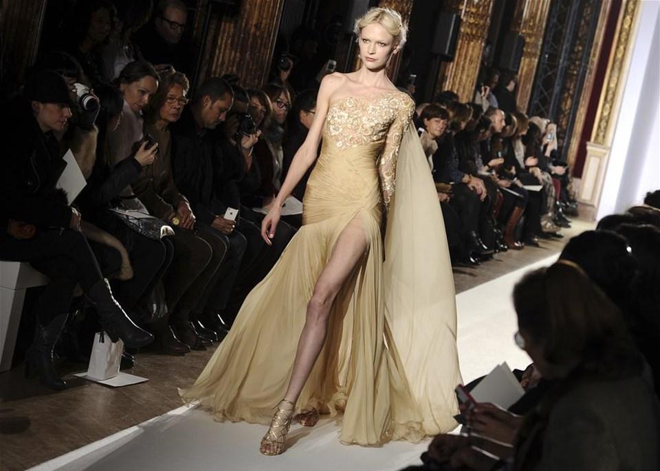 Elbisede altın çağ başlıyor