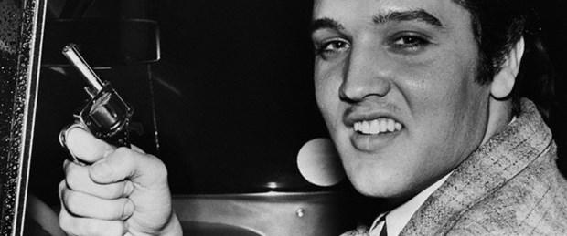 Elvis'in hatıraları açık arttırmada