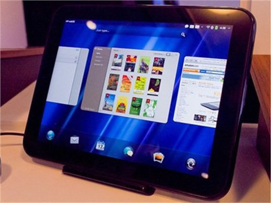 2011 - HP Touchpad