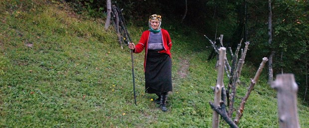 En beğenilen ev kadını: Fadime nine