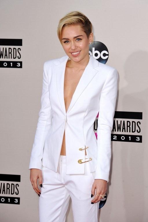 99. Miley Cyrus