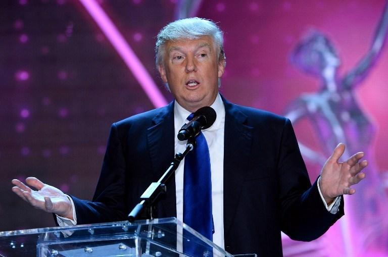 30. Donald Trump