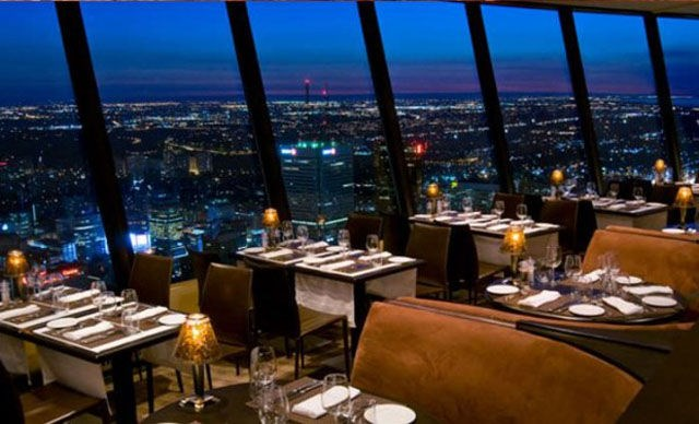 360: The Restaurant at the CN Tower - Ontario, Kanada