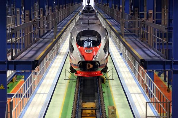 En hızlı yolcu trenlerine sahip olan ülkeler