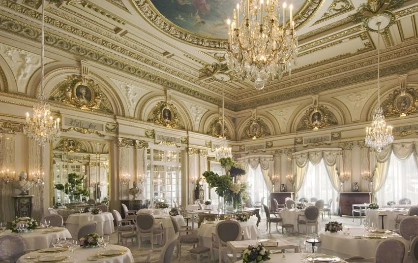 En romantik restoranlar