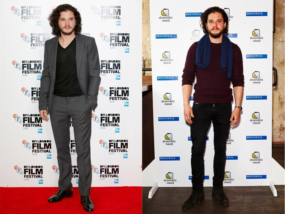 13. Kit Harington