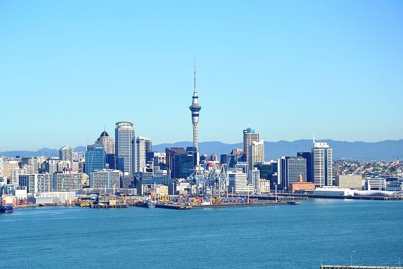 10. Auckland, Yeni Zelanda