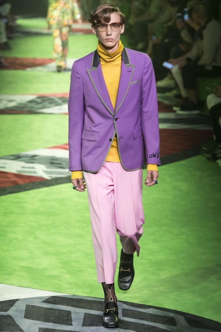 Erkek Giyimde Harikalar Diyarı Konsepti 1 Ntv
