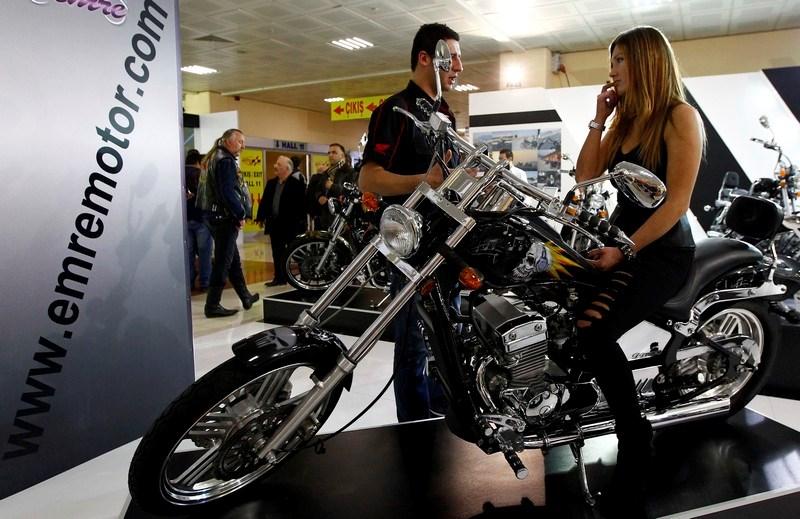 Eurasia Moto Bike Expo başladı