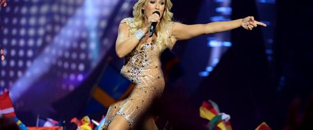 'Eurovision'ı Merkel yüzünden kaybettik'