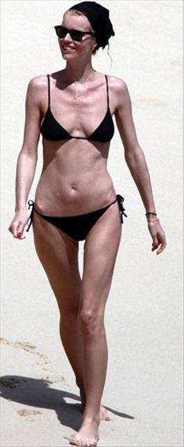 Eva formunu ve kilosunu kaybediyor
