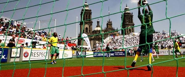 Evsizler Kupası Meksika'da başladı