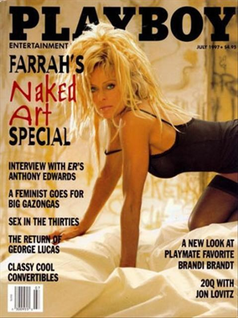 Farah Fawcett Charlie'nin meleğiyken...