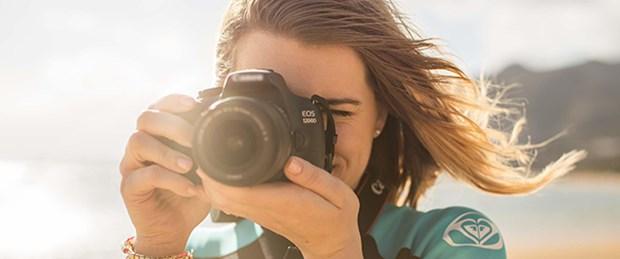 Fotoğraf makinesi alanlara indirimli tatil
