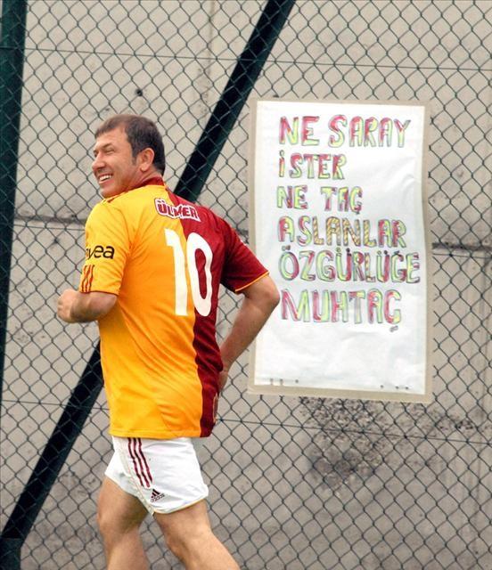 Galatasaray E Tipi'ne karşı