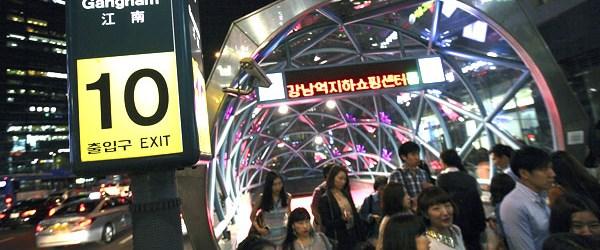 Gangnam şehri rekor kıran videoyla ünlendi