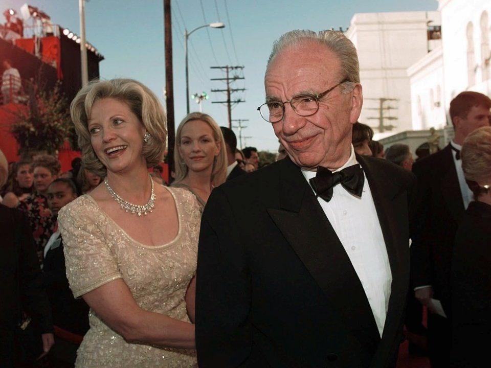 2. Rupert Murdoch ve Anna Torv 1999 - 1.7 milyar dolar