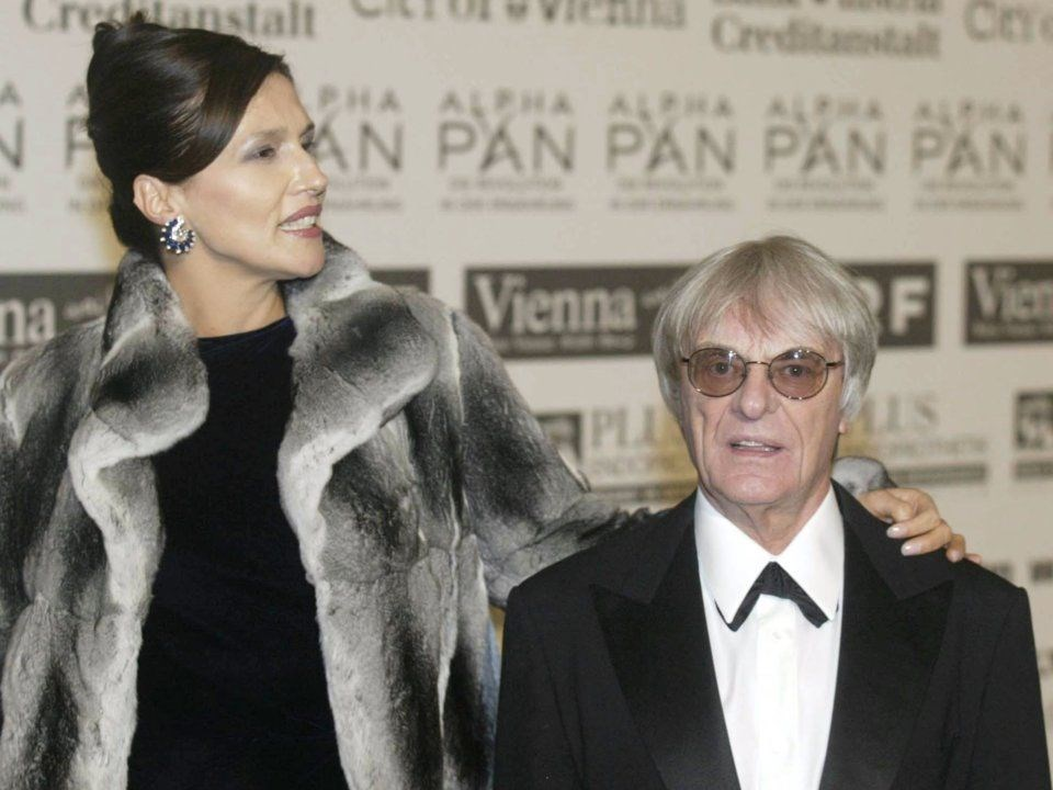36. Bernie Ecclestone ve Slavica Radić 2009 - 1.2 milyar dolar
