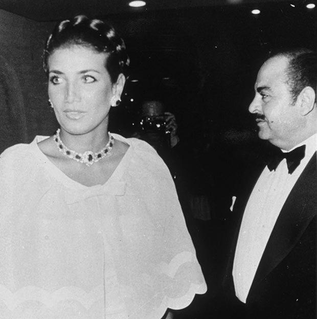 6. Adnan Kaşıkçı ve Soraya Kaşıkçı 1980 - 874 milyon dolar
