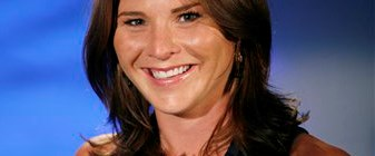 George Bush'un kızı muhabir oldu