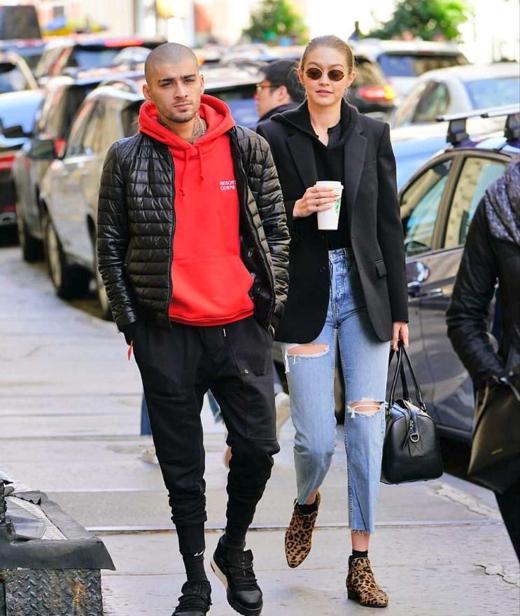 Gigi Hadid ve Zayn Malik barıştı, Gigi Hadid sevgilisi, Gigi Hadid, Zayn Malik, müzik, yaşam, moda, magazin
