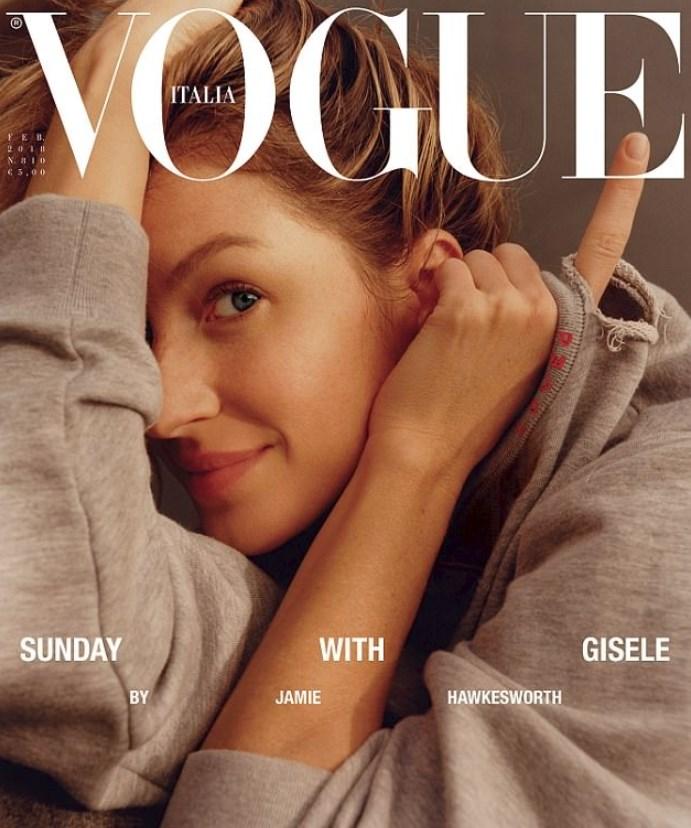 Gisele Bündchen, Model, Moda, Vogue, Magazin, Yaşam, Hayat, Makyaj