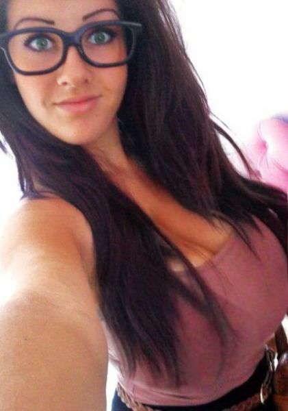 Gözlükle gelen çekicilik