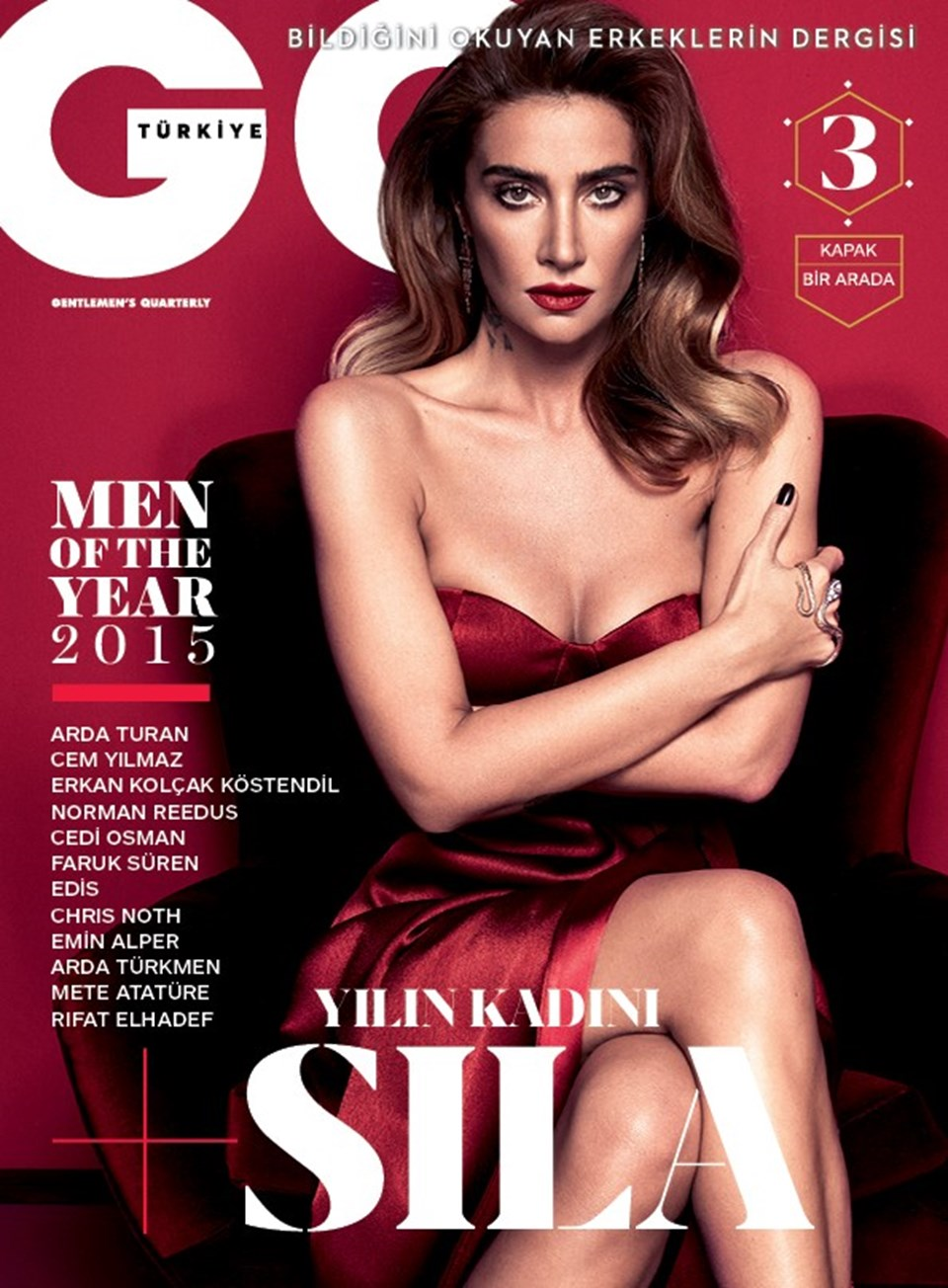 Yılın Kadını Ödülü: Sıla
