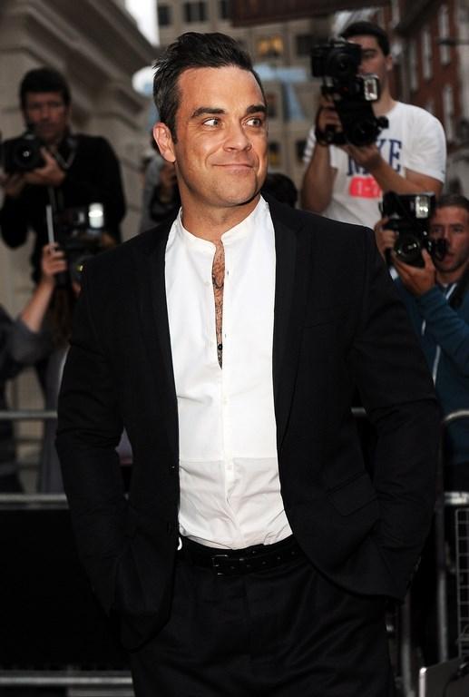 İkon: Robbie Williams