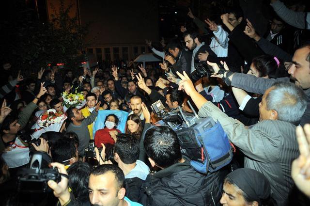 Güler Zere İstanbul'da