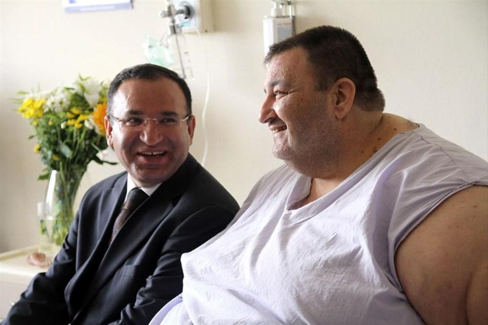 Gümülcineli obezite hastası İstanbul'da