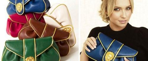 Hayden Panettiere'den çantalar