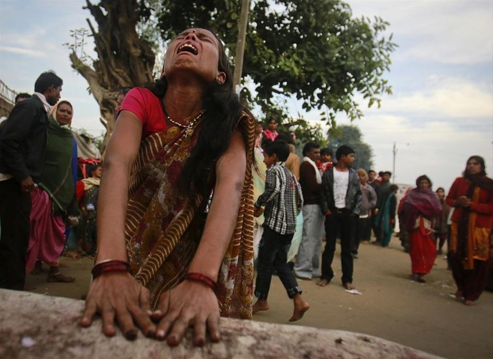 Hindistan'ın 'hayalet avcıları'