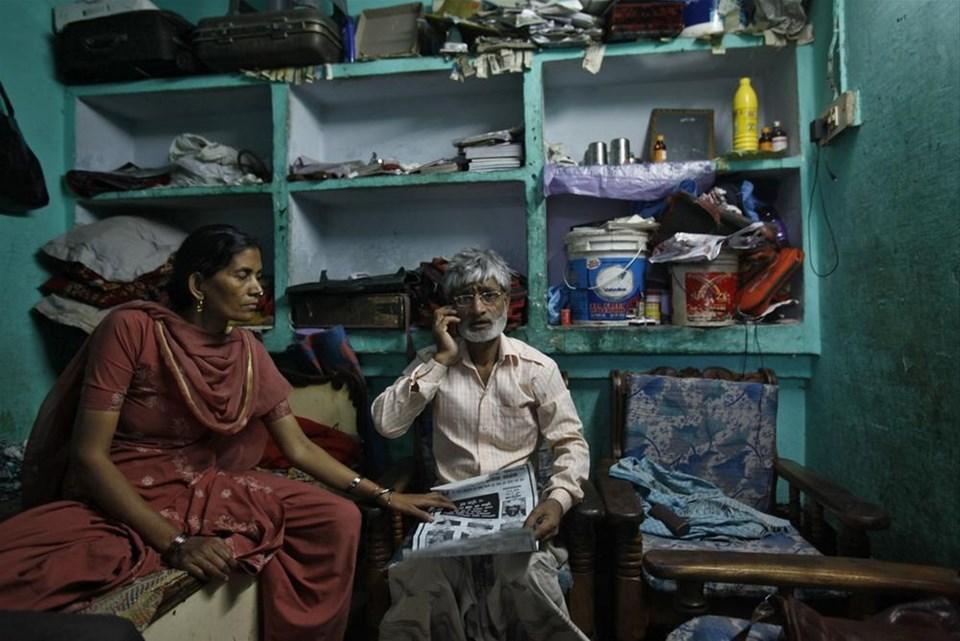 Hindistan'ın 'kayıp' çocukları