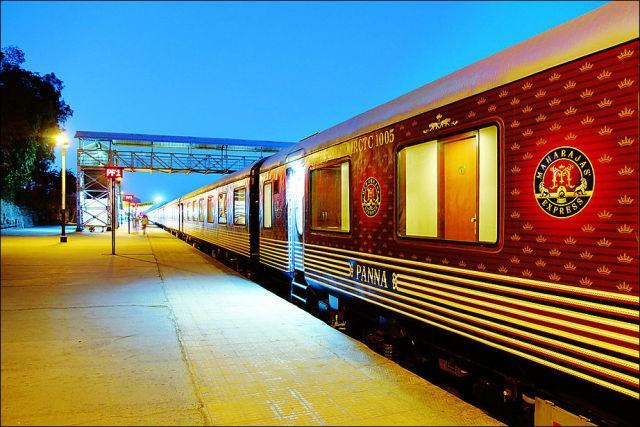 Hindistan'ın lüks trenleri