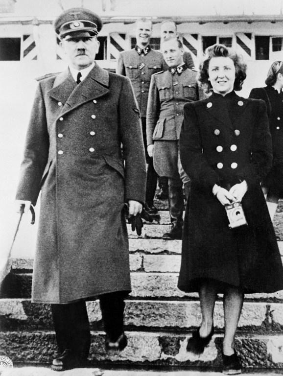 Hitler'in 'gizli' yaşgünü hediyesi