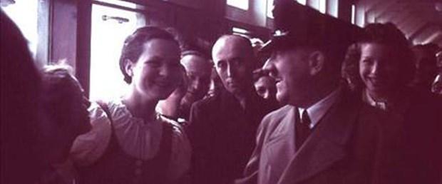 Hitler'in hiç yayınlanmamış fotoğrafları
