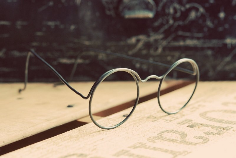 Gözlük camı