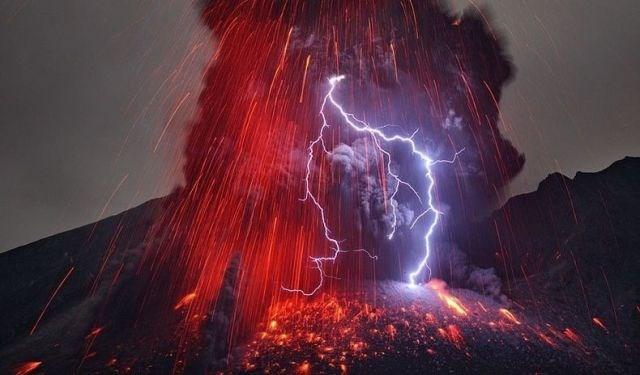Volkanik yıldırımlar