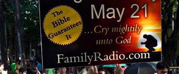 'İncil garantili' kıyamete son!