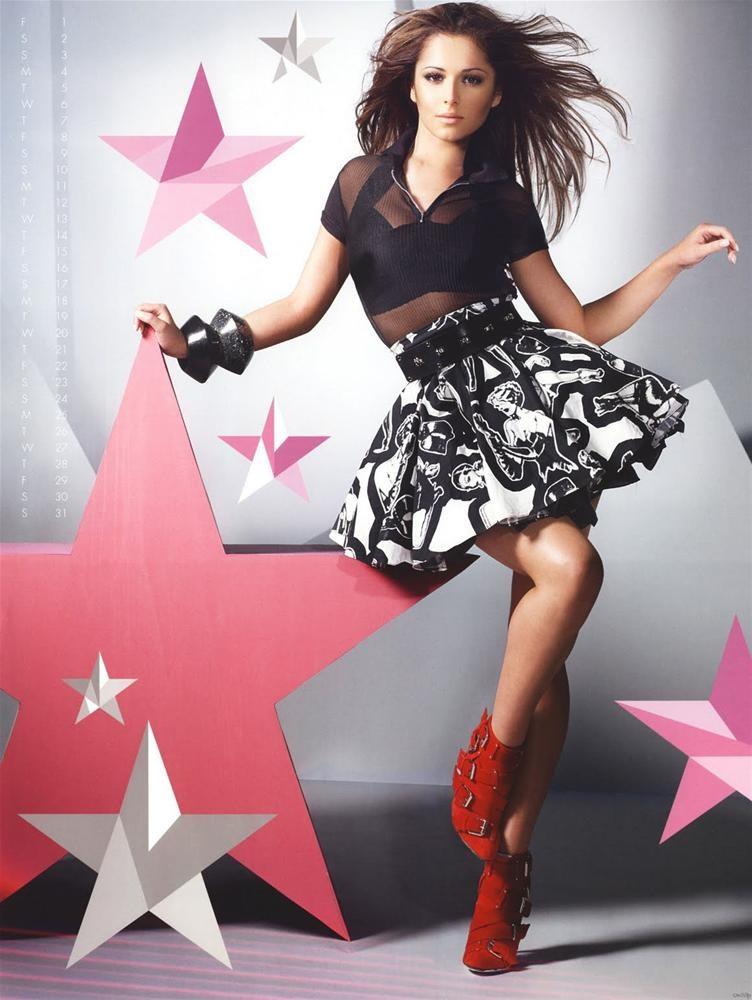 Mükemmel kadın Cheryl Cole