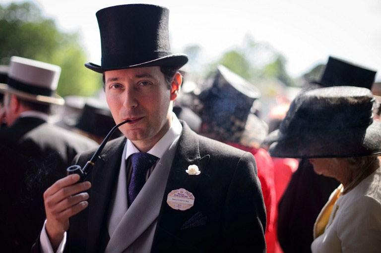 İngiltere'de 300 yıllık gelenek