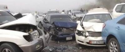 İran'da trafik kazalarının önü alınamıyor