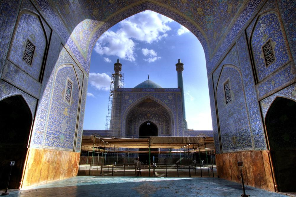 Jameh Mosque of Isfahan - Wikipedia