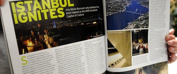 İstanbul Business Traveller'da