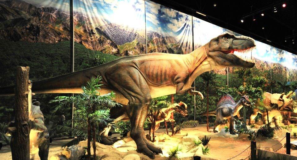 Çocuklar yarıyıl tatilinde Jurassic Land'ı keşfedecek 2