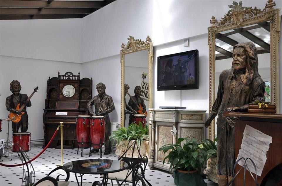 İşte Barış Manço'nun Moda'daki evi